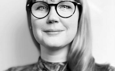Emelie Hill Dittmer, skribent i När mammor dör