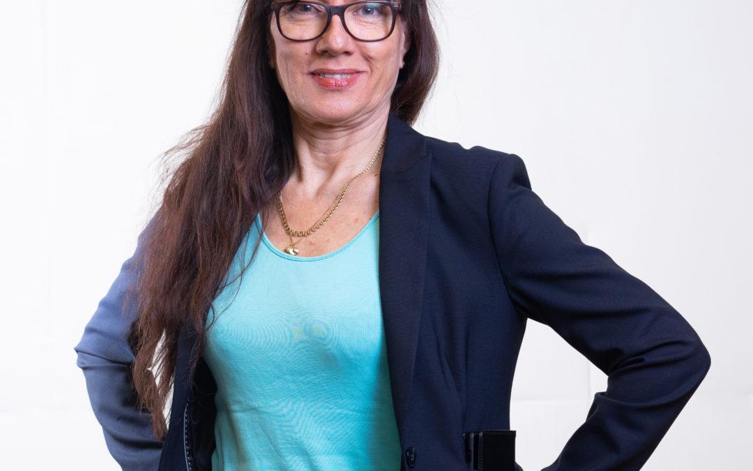 Ing-Marie Bergh, skribent i När mammor dör